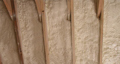 closed-cell spray foam for San Diego applications
