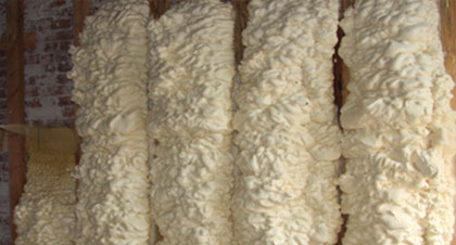 open-cell spray foam for San Diego applications