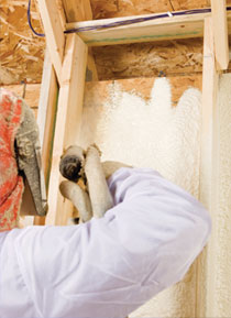 San Diego Spray Foam Insulation Services and Benefits